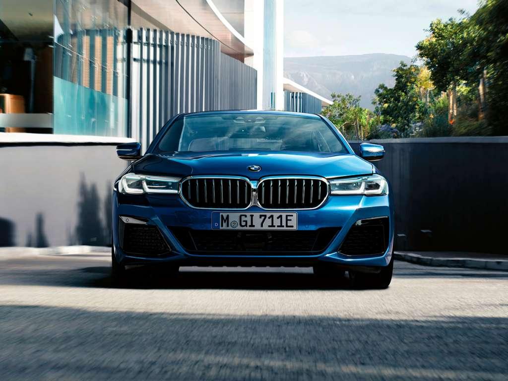 Galería de fotos del BMW Nuevo Serie 5 Berlina (2)