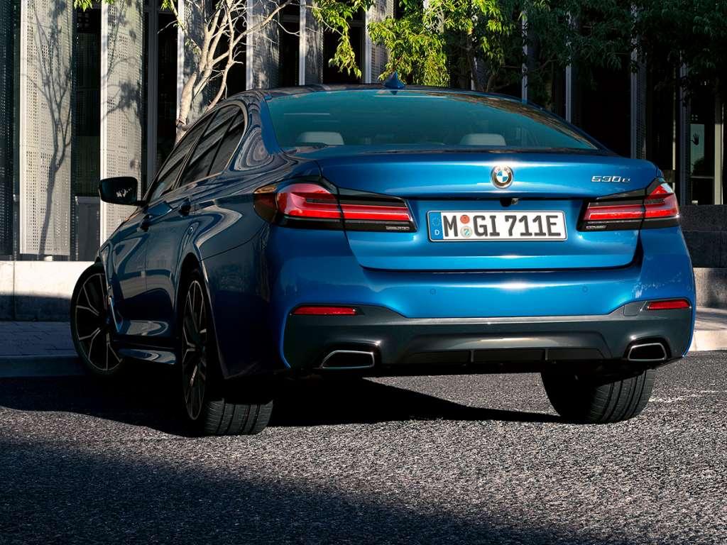 Galería de fotos del BMW Nuevo Serie 5 Berlina (3)