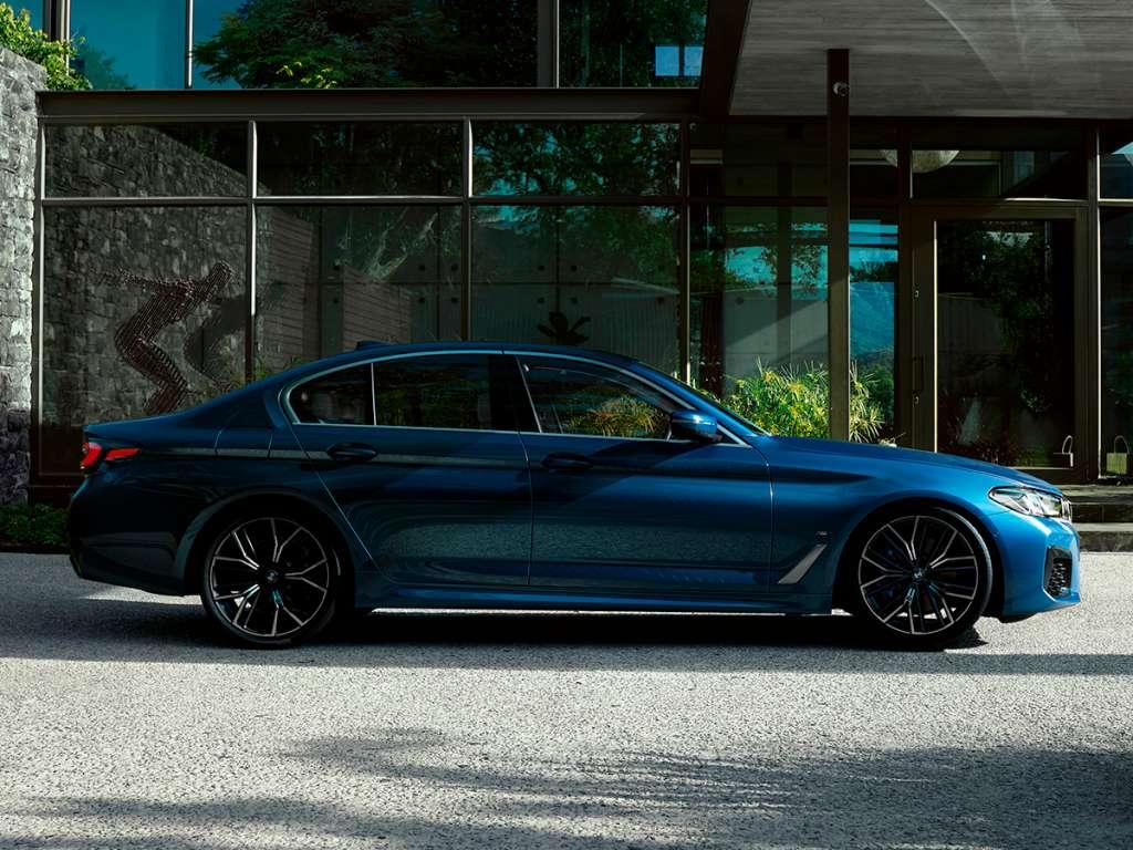 Galería de fotos del BMW Nuevo Serie 5 Berlina (4)