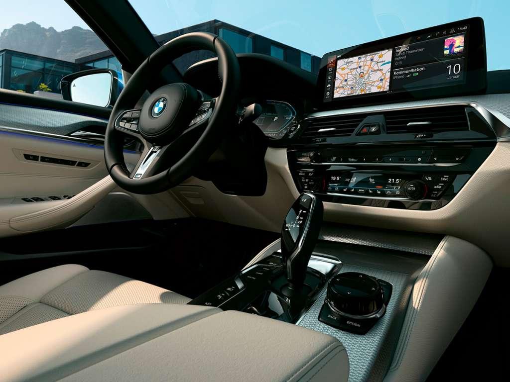 Galería de fotos del BMW Nuevo Serie 5 Berlina (5)