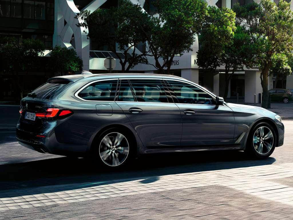 Galería de fotos del BMW Nuevo Serie 5 Touring (1)