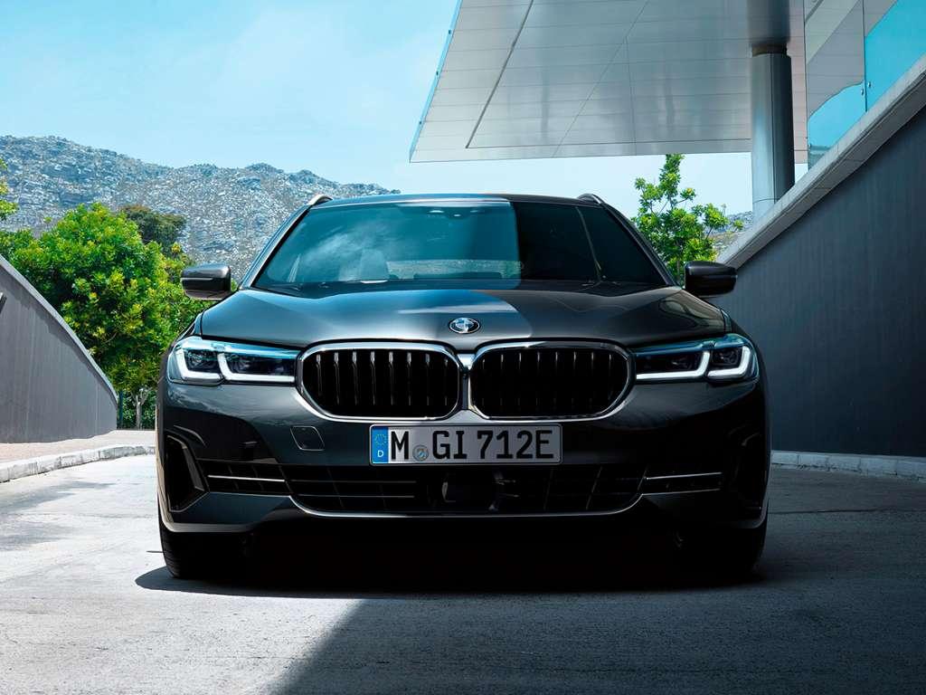 Galería de fotos del BMW Nuevo Serie 5 Touring (2)