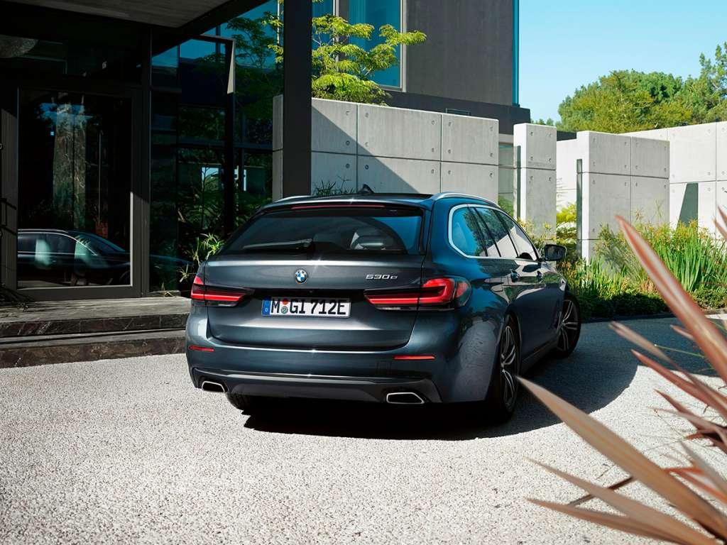 Galería de fotos del BMW Nuevo Serie 5 Touring (3)