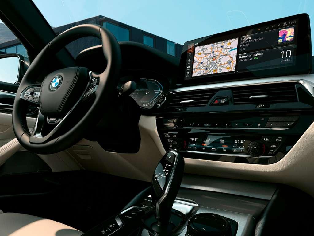Galería de fotos del BMW Nuevo Serie 5 Touring (4)