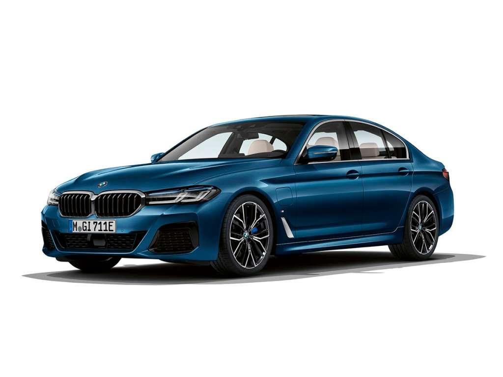 Galería de fotos del BMW Nuevo Serie 5 Híbrido Enchufable (1)