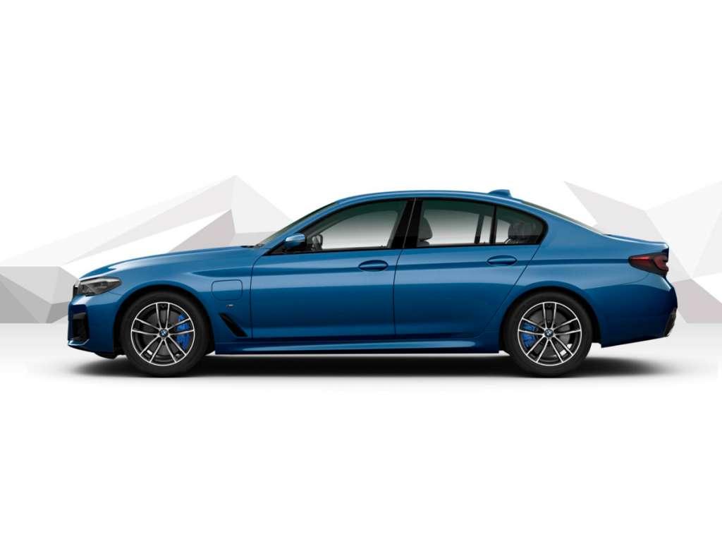 Galería de fotos del BMW Nuevo Serie 5 Híbrido Enchufable (2)