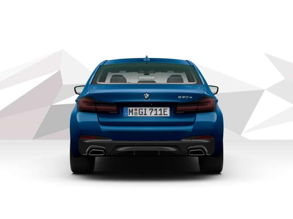 Galería de fotos del BMW Nuevo Serie 5 Híbrido Enchufable (3)