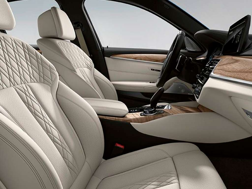 Galería de fotos del BMW Nuevo Serie 5 Híbrido Enchufable (4)
