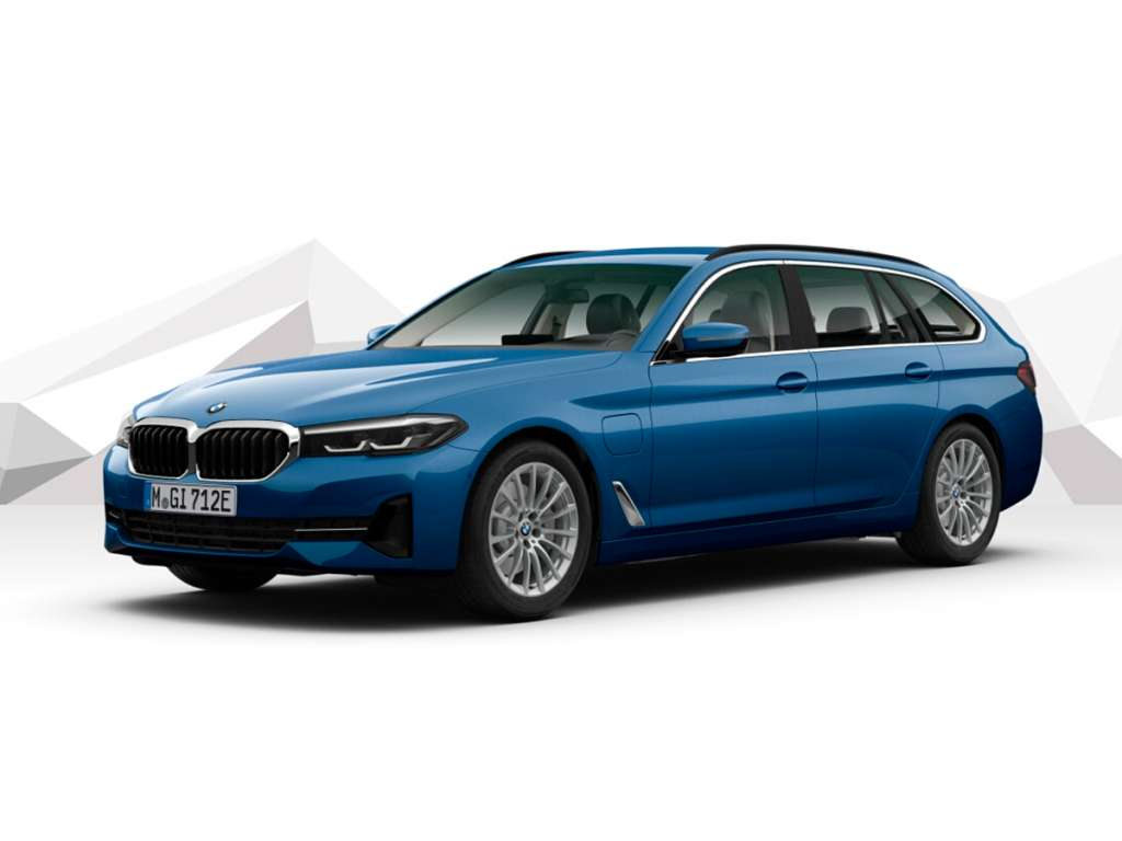 Galería de fotos del BMW Nuevo Serie 5 Touring Híbrido Enchufable (1)