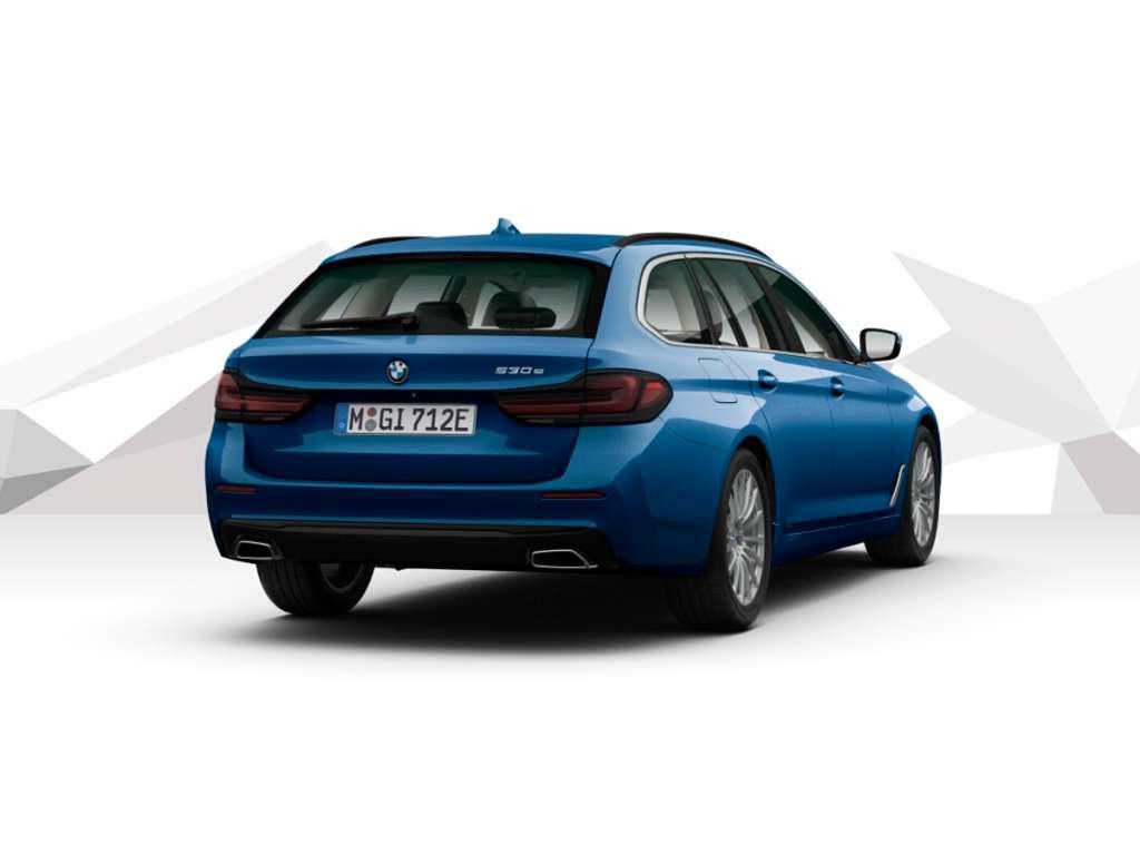 Galería de fotos del BMW Nuevo Serie 5 Touring Híbrido Enchufable (2)