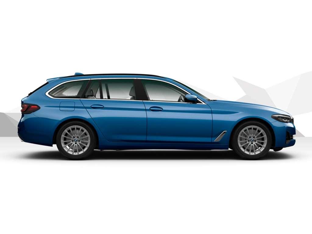Galería de fotos del BMW Nuevo Serie 5 Touring Híbrido Enchufable (3)