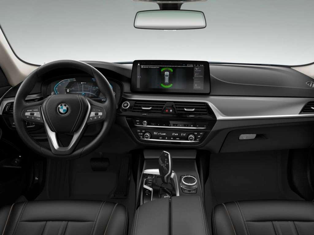 Galería de fotos del BMW Nuevo Serie 5 Touring Híbrido Enchufable (4)