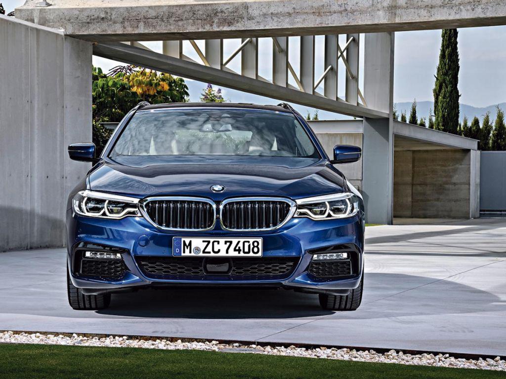 Galería de fotos del BMW Serie 5 Touring (3)