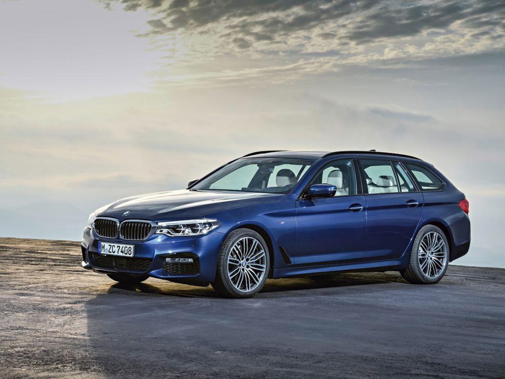 Galería de fotos del BMW Serie 5 Touring (4)
