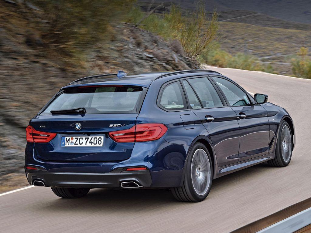 Galería de fotos del BMW Serie 5 Touring (5)