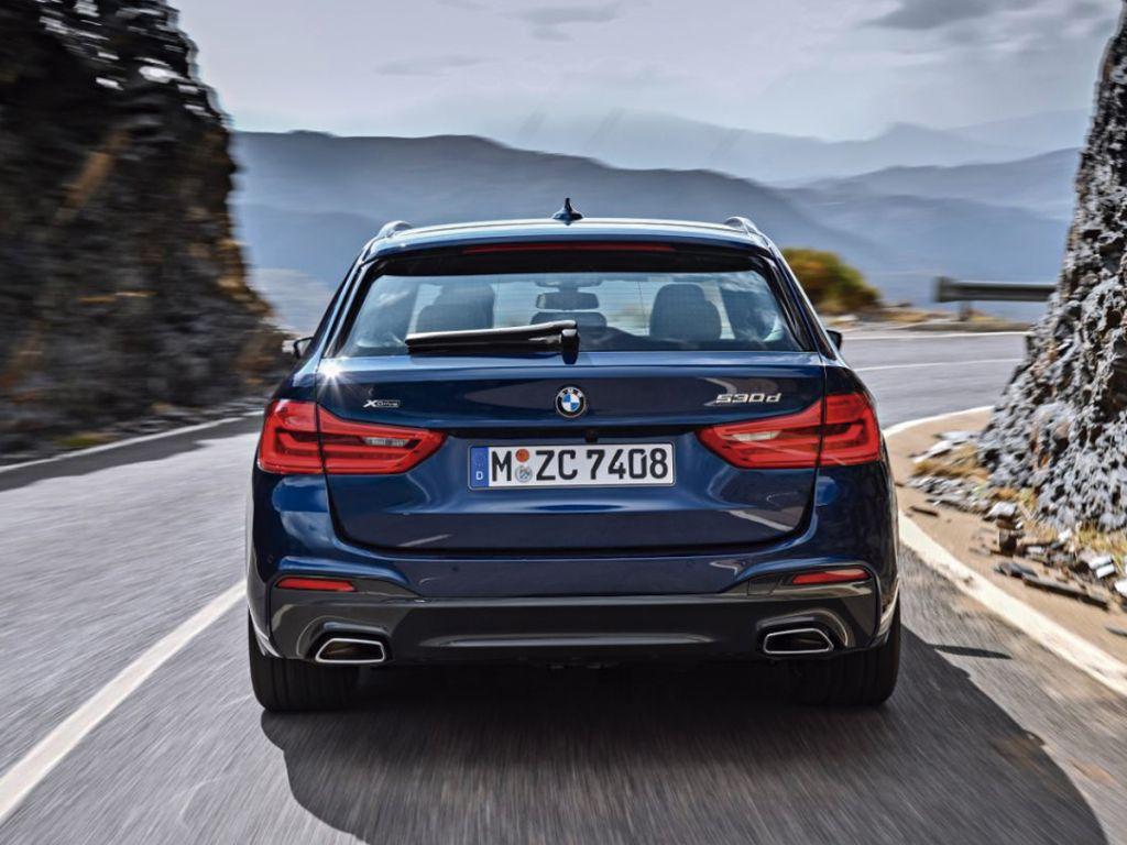 Galería de fotos del BMW Serie 5 Touring (6)