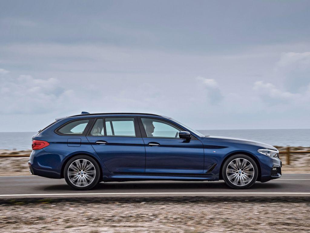 Galería de fotos del BMW Serie 5 Touring (7)