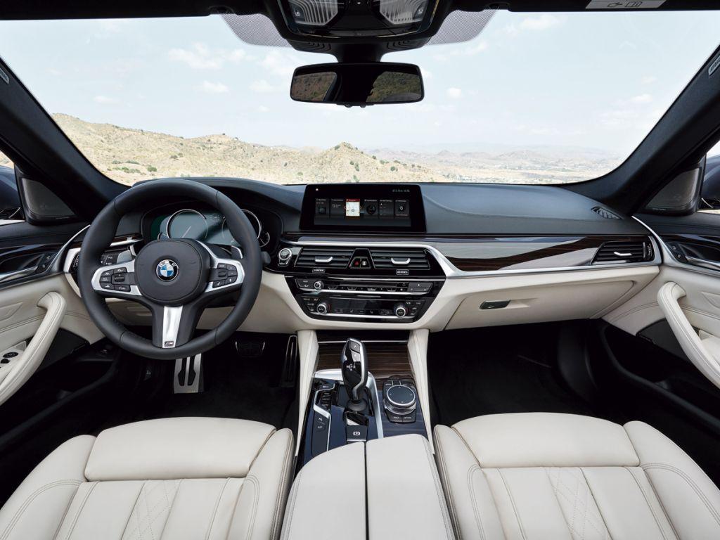 Galería de fotos del BMW Serie 5 Touring (8)