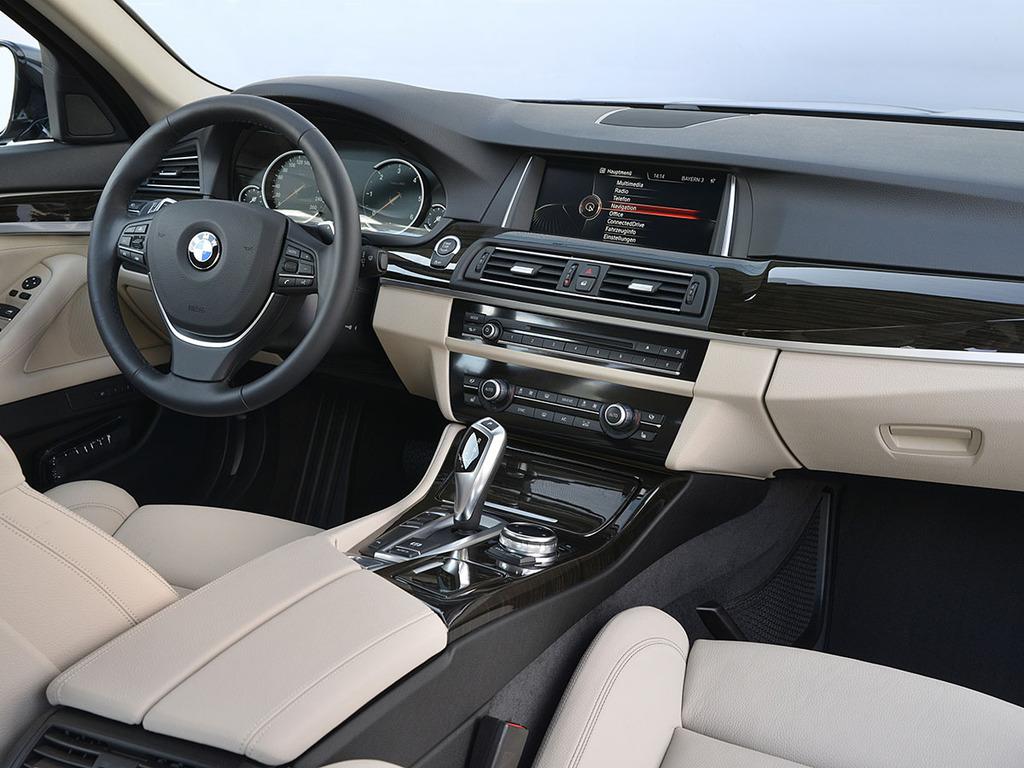 Galería de fotos del BMW Serie 5 Touring (1)
