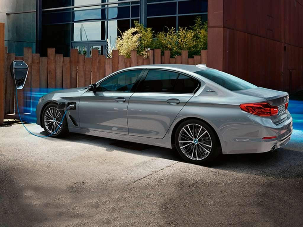 Galería de fotos del BMW Serie 5 Berlina Híbrido Enchufable (2)
