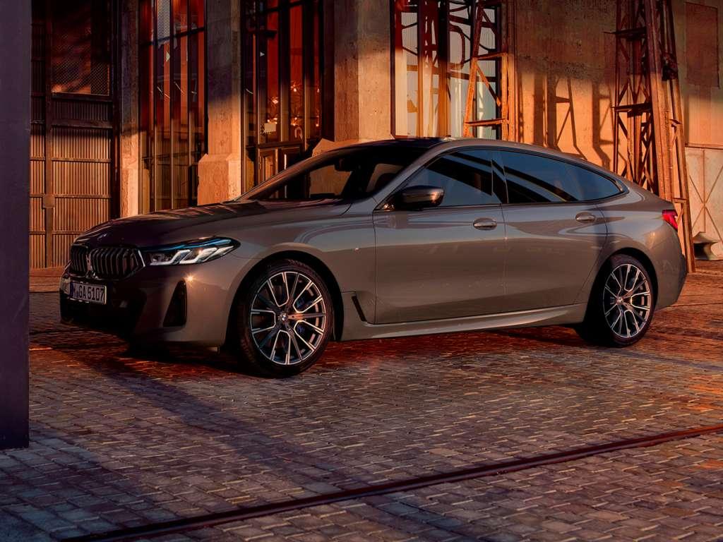 Galería de fotos del BMW Nuevo Serie 6 Gran Turismo (1)