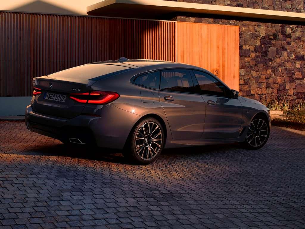 Galería de fotos del BMW Nuevo Serie 6 Gran Turismo (3)