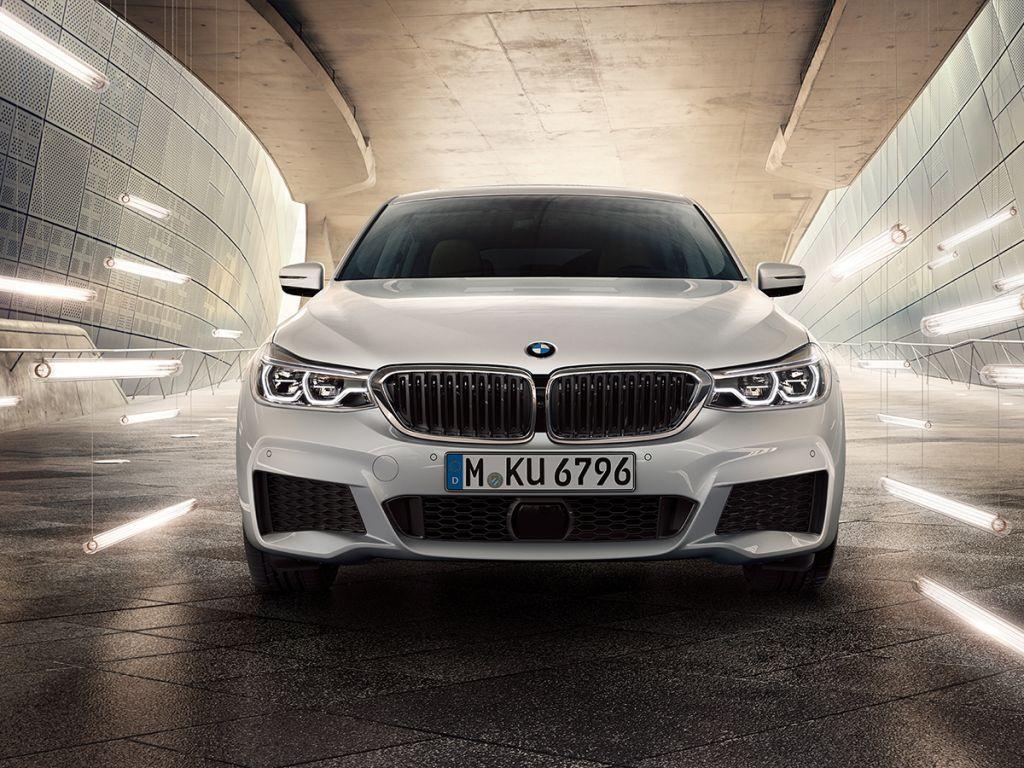 Galería de fotos del BMW Nuevo Serie 6 Gran Turismo (2)