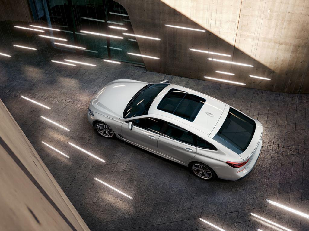 Galería de fotos del BMW Nuevo Serie 6 Gran Turismo (4)