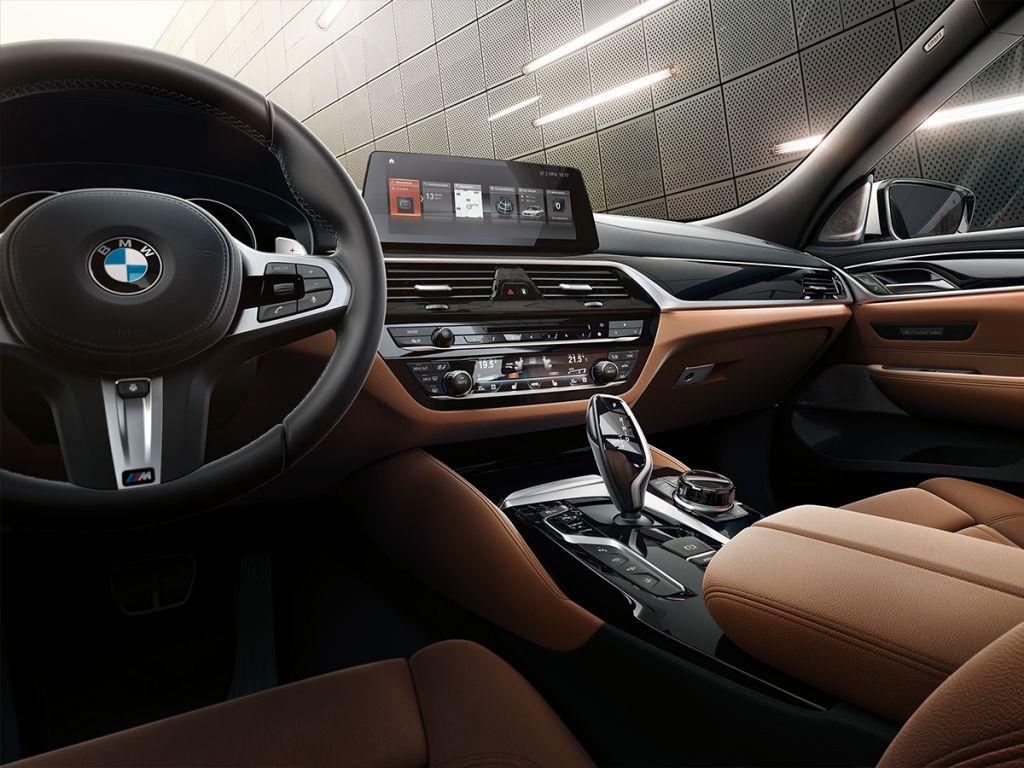 Galería de fotos del BMW Nuevo Serie 6 Gran Turismo (5)