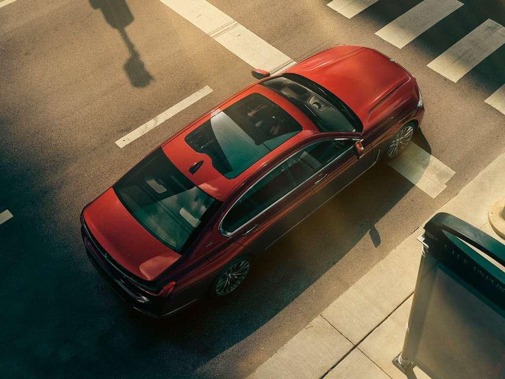 Galería de fotos del BMW Nuevo Serie 7 (2)