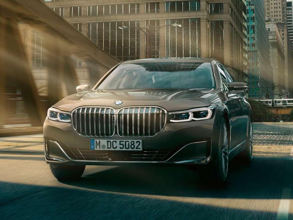 Galería de fotos del BMW Nuevo Serie 7 (3)