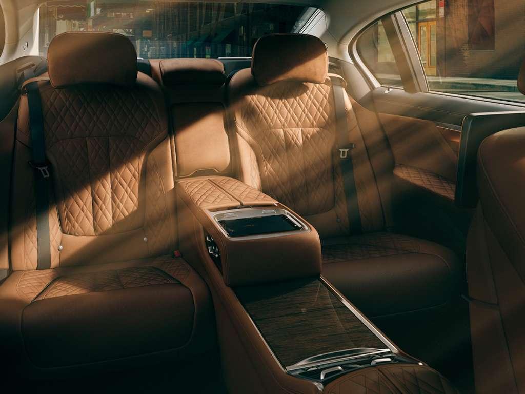 Galería de fotos del BMW Nuevo Serie 7 (5)