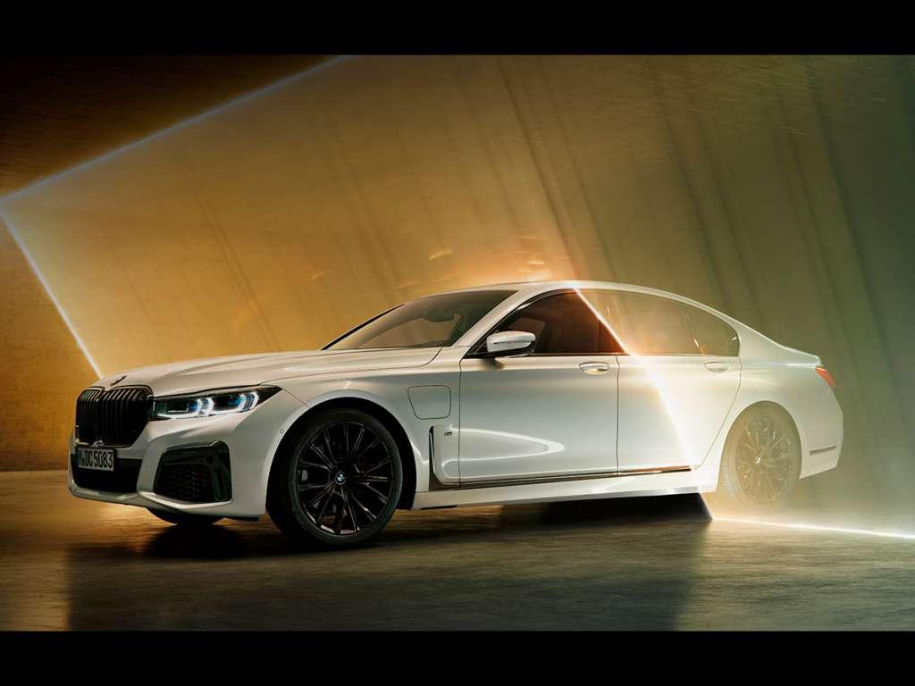 Galería de fotos del BMW Serie 7 Híbrido Enchufable (1)