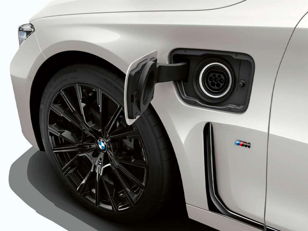 Galería de fotos del BMW Serie 7 Híbrido Enchufable (4)