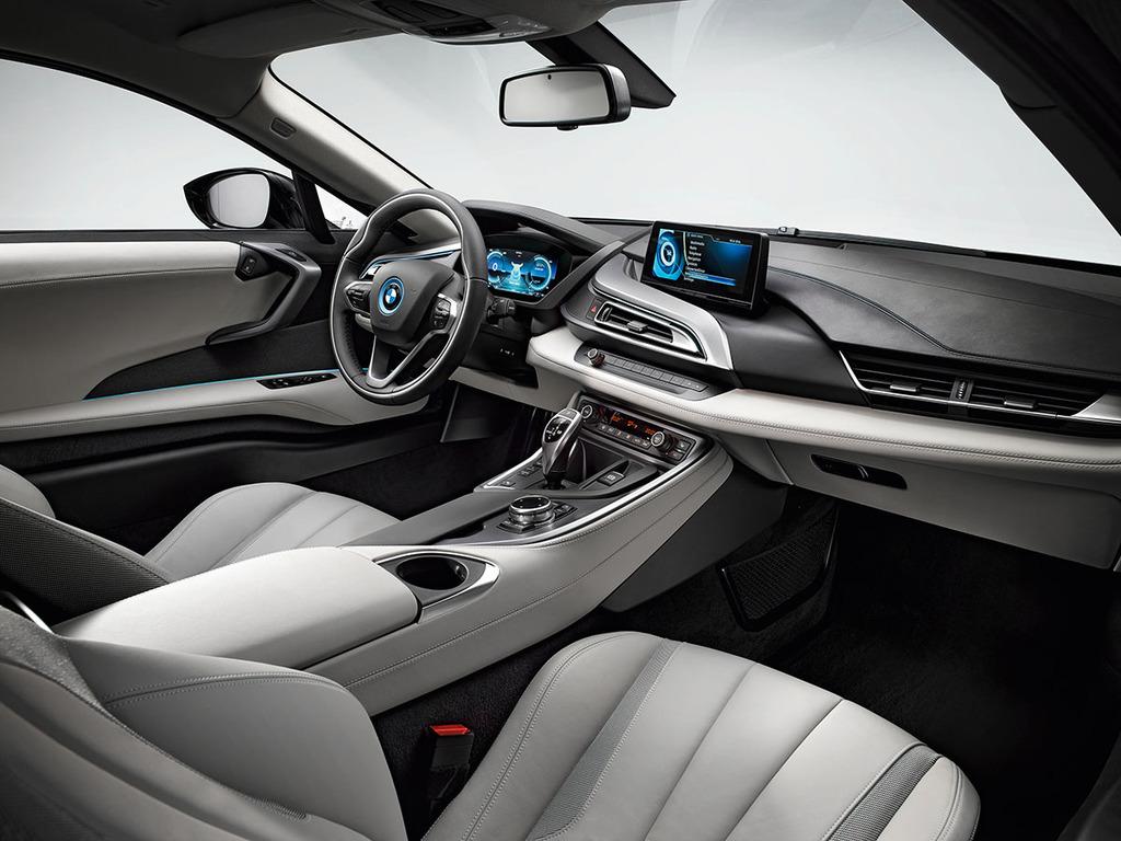 Galería de fotos del BMW i8 Coupé (1)