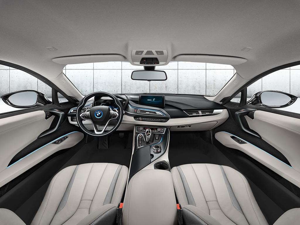 Galería de fotos del BMW i8 Coupé (2)