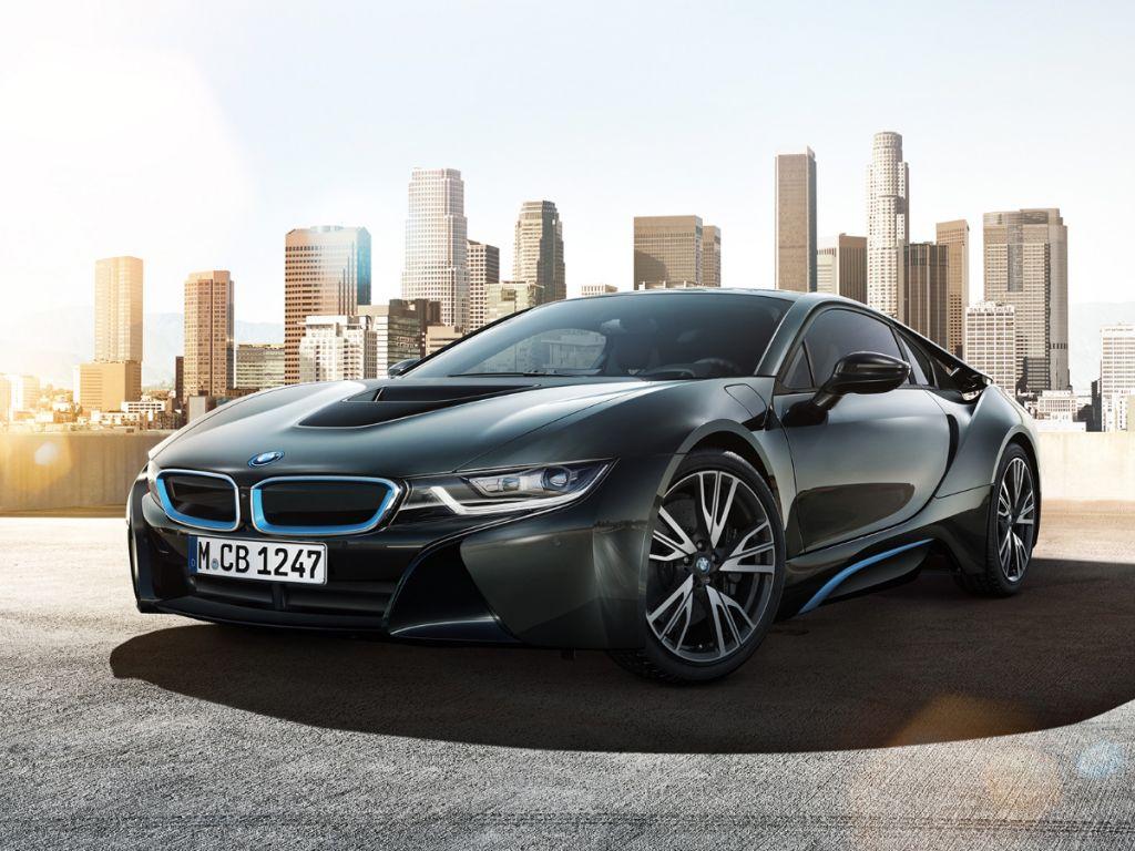 Galería de fotos del BMW i8 Coupé (3)