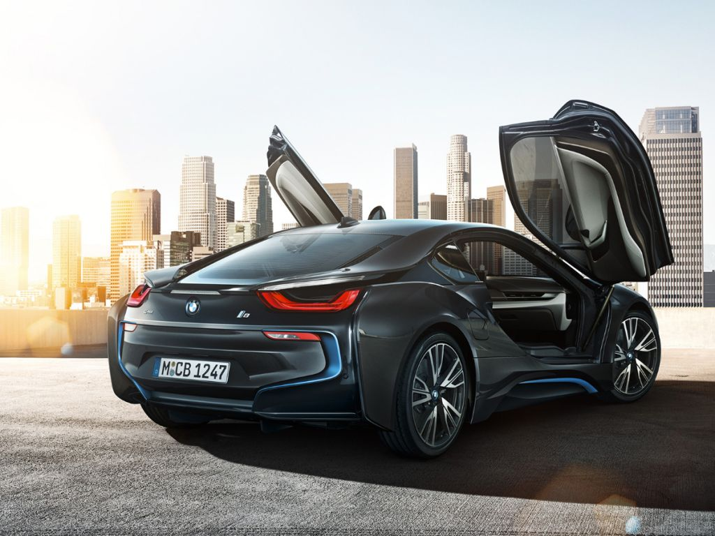 Galería de fotos del BMW i8 Coupé (4)