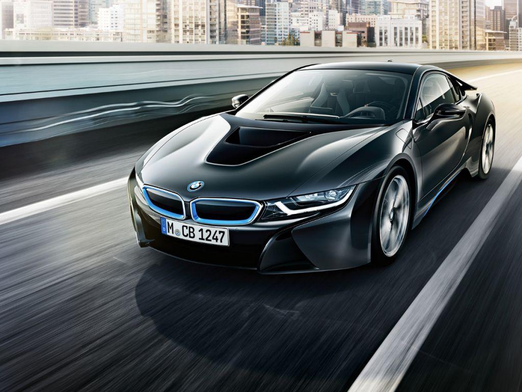 Galería de fotos del BMW i8 Coupé (5)