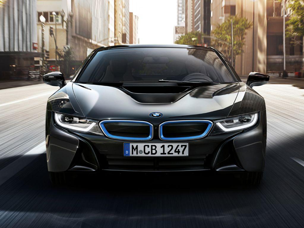 Galería de fotos del BMW i8 Coupé (6)