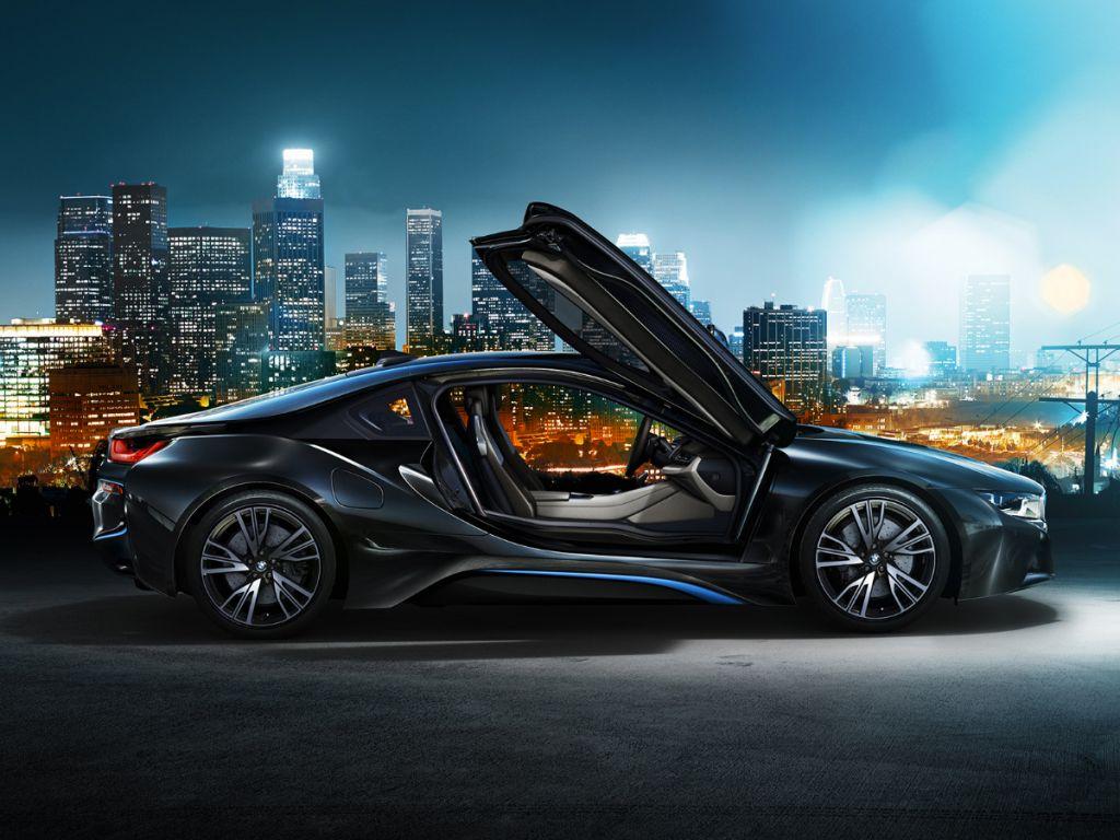 Galería de fotos del BMW i8 Coupé (7)