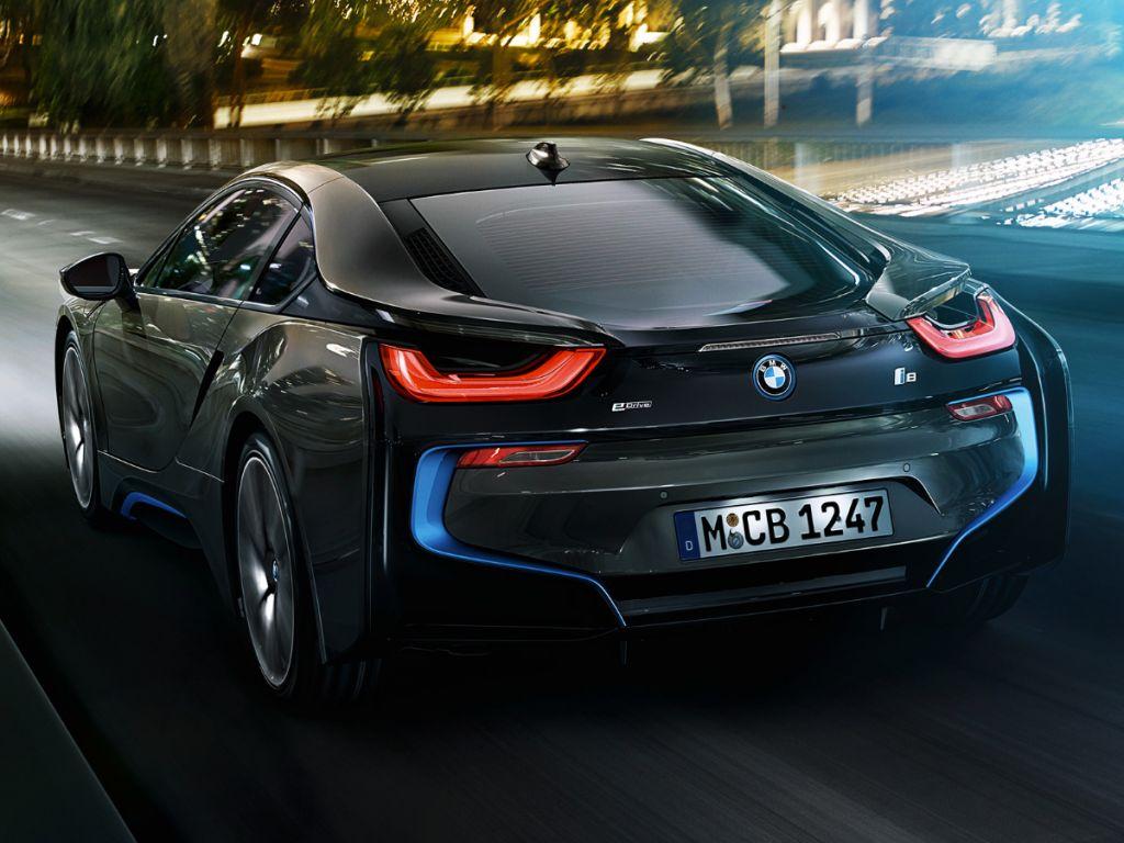Galería de fotos del BMW i8 Coupé (8)