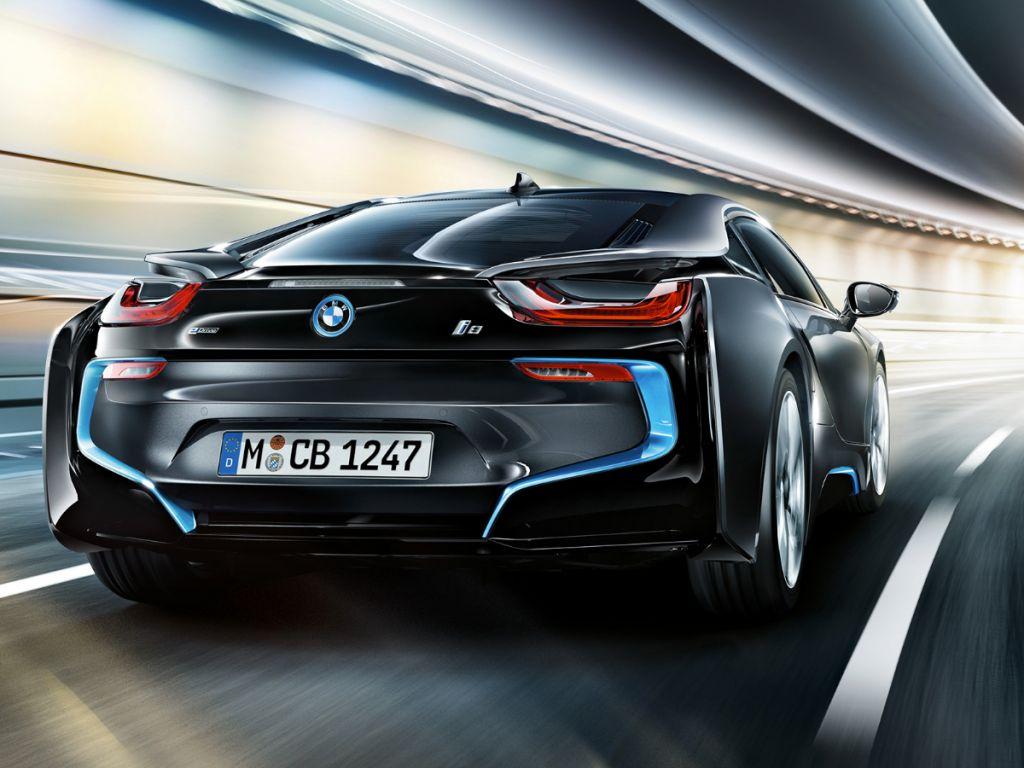 Galería de fotos del BMW i8 Coupé (9)