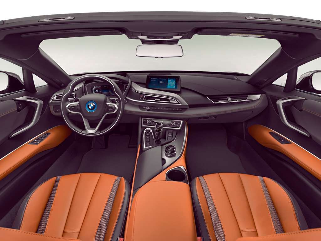 Galería de fotos del BMW i8 Roadster (4)