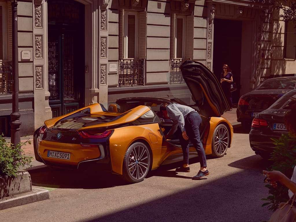 Galería de fotos del BMW i8 Roadster (5)