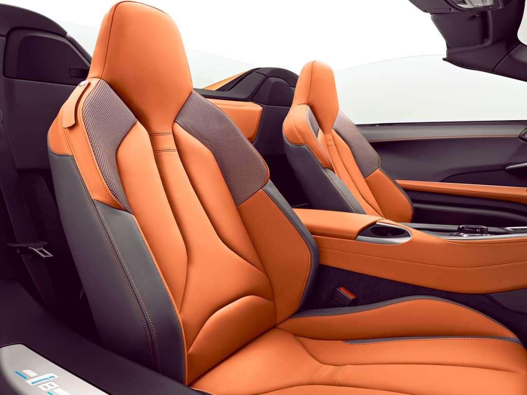 Galería de fotos del BMW i8 Roadster (6)