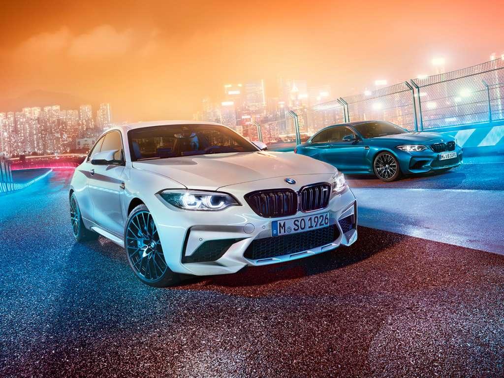 Galería de fotos del BMW M2 Competition (1)
