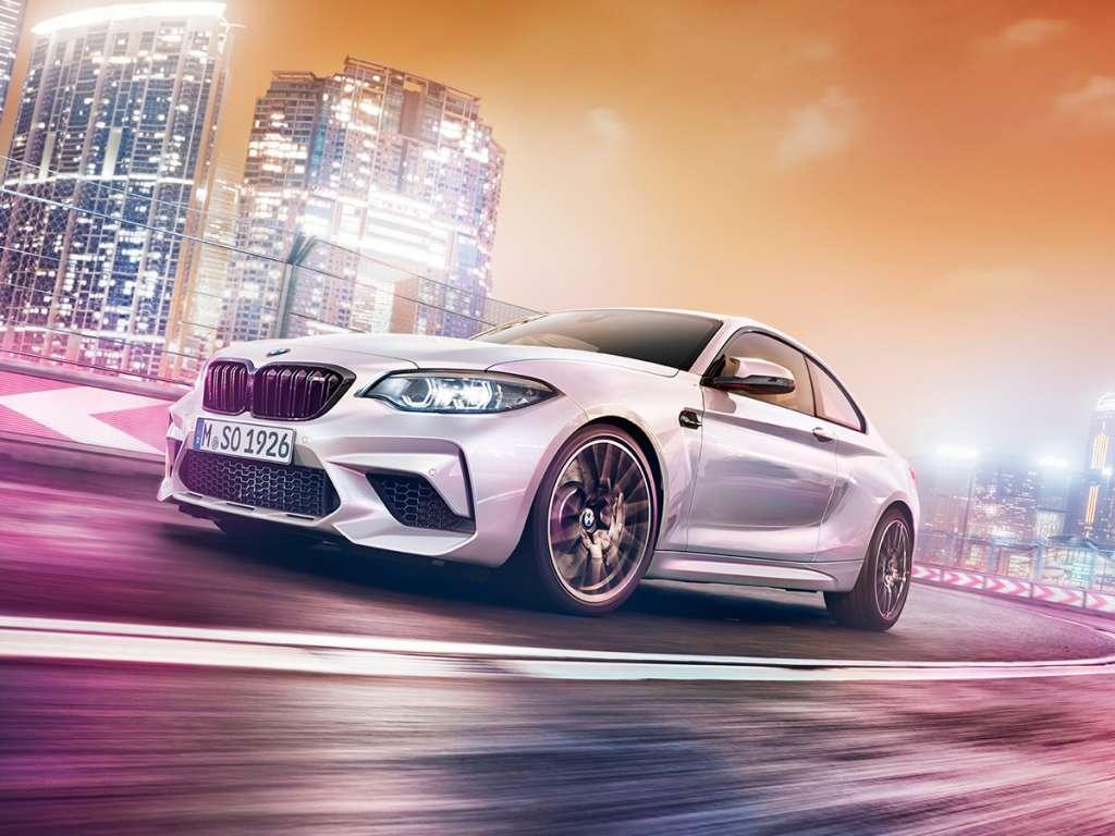 Galería de fotos del BMW M2 Competition (2)