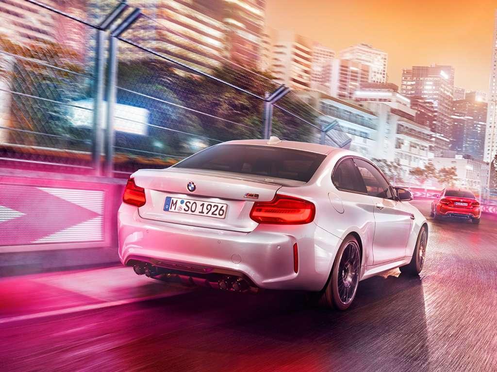 Galería de fotos del BMW M2 Competition (3)