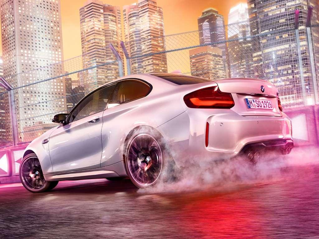 Galería de fotos del BMW M2 Competition (5)